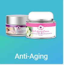 CBD ANTI AGING CREAM CALIFORNIA
