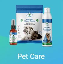 CBD PET CARE CALIFORNIA