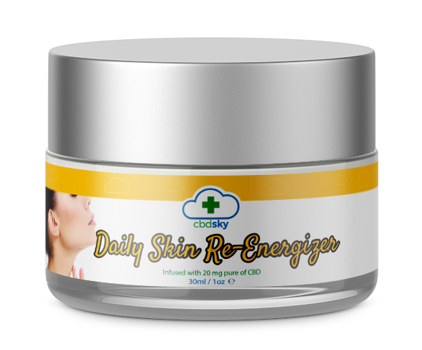 CBD Skin Daily Re Energizer