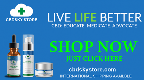 CBD SKY STORE WASHINGTON