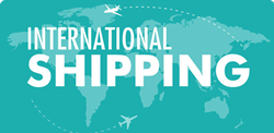 cbd international shipping