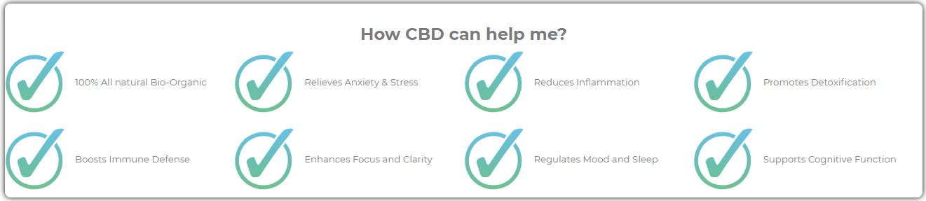 CBD BENEFITS LARGO FLORIDA