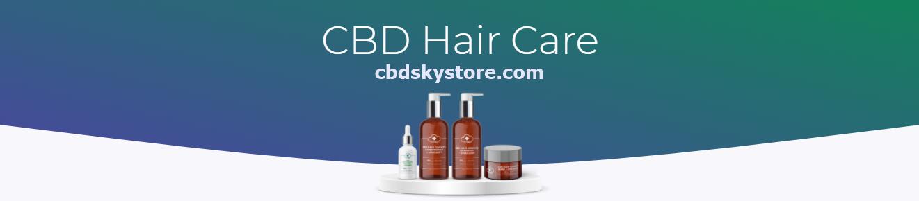cbd hair care